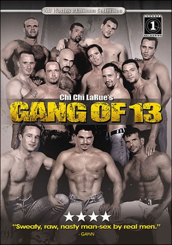 Gang Of 13 (1998) cover