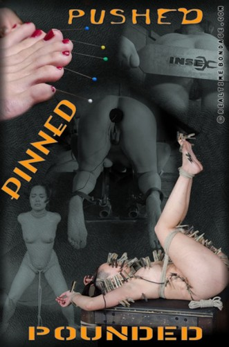 Pushed, Pinned, Pounded (Part 1-3)