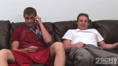 StraightCollegeMen - Ashton & Rhett Watcher
