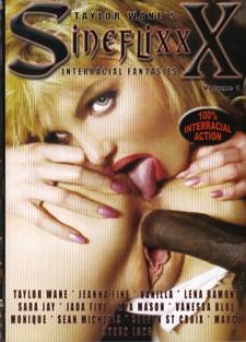 Interracial fantasies cover