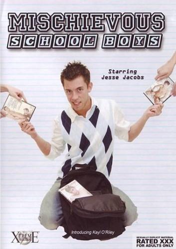 Mischievous School Boys cover