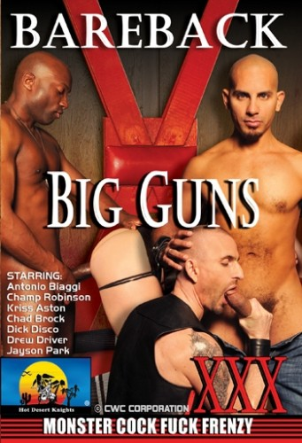 Bareback Big Guns - Monster Cock Fuck Frenzy