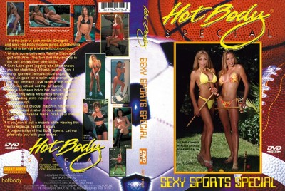 Hot Body Special: Sexy Sports Special cover