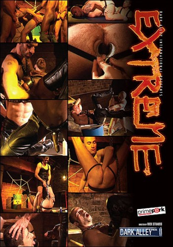 Dark Alley Media,  Prime Pork Productions - Extreme 1 cover