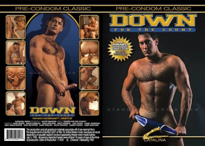 Down for the Count (1987) cover