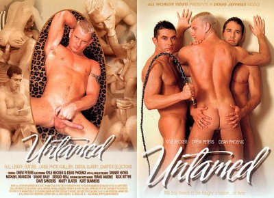 Untamed (2000) cover