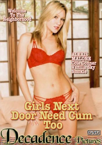 Girls Next Door Need Cum Too cover
