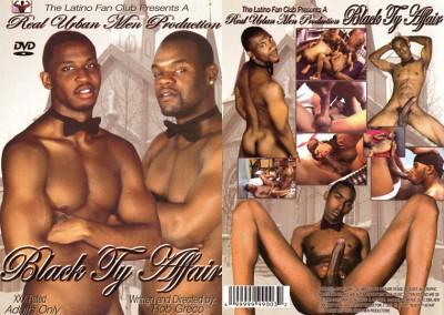 Latino Fan Club – Black Ty Affair (2007) cover
