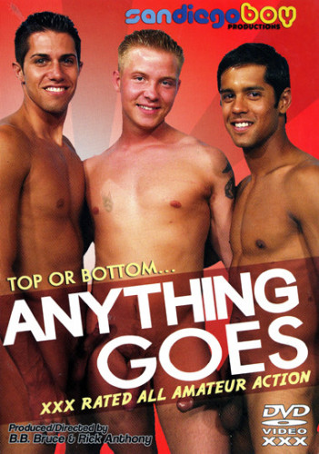 Anything Goes cover