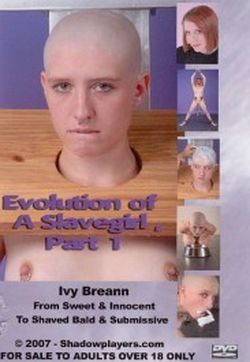 Evolution Of A Slavegirl, Part 1 cover