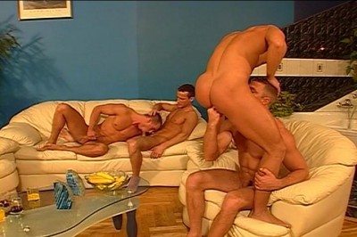 [Pacific Sun Entertainment] Three Fun Loving Homosexual Guys Having Sex cover