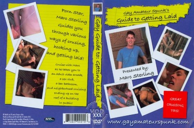 Gay Amateur Spunk's Guide To Getting Laid (2008) SiteRip cover