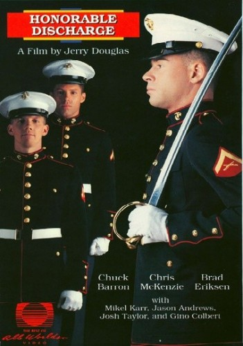 Honorable Discharge (1988) cover