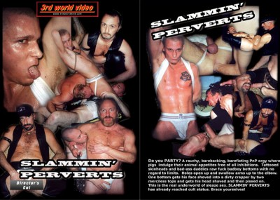 Slammin' Perverts cover