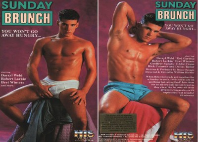 Sunday Brunch (1990) DVDRip cover