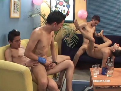 Latin Twink Sex Party