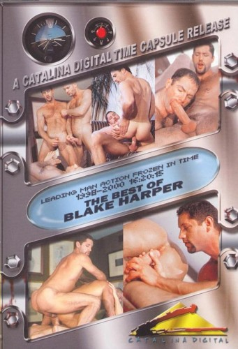 The Best Of Blake Harper cover