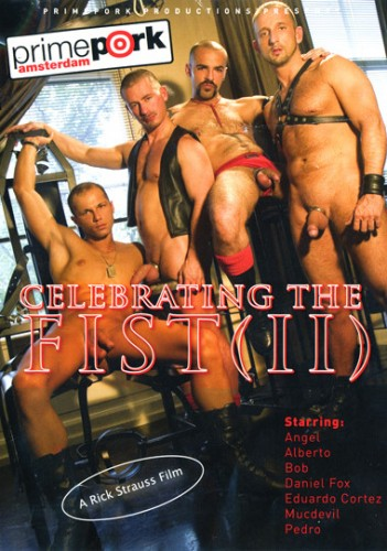 Celebrating The Fist II [ Dark Alley Media ] cover