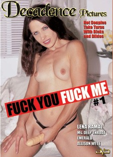 [Decadence Pictures] Fuck you fuck me vol1 Scene #3 cover