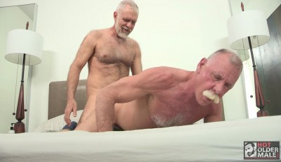 Older4Me - Just Us Daddies - Giovanni Rossi and Leo James cover