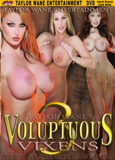 [Taylor Wane Entertainment] Voluptuous vixens vol3 Scene #6 cover