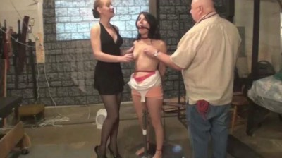 TB - Slave Girl Hannah Part 1