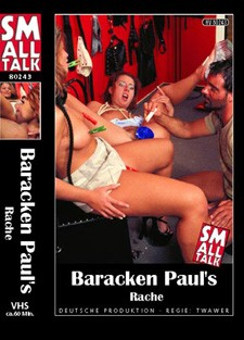 [Small Talk] Baracken Pauls rache Scene #1 cover