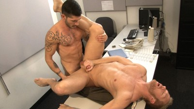 Christopher Daniels and Johnny Hazzard - Hard Up - Scene 1