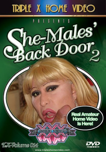 She Males Back Door vol2 cover
