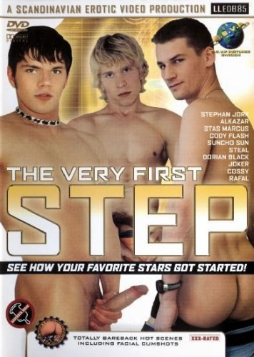The Very First Step cover