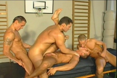 [Pacific Sun Entertainment] Guys Stuff Their Back Holes With Other's Pecker cover