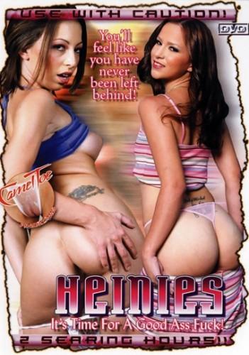 Heinies vol1 cover