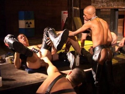 Extreme BDSM & Fisting Orgy