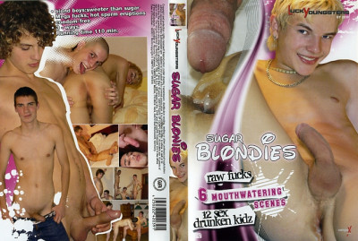 Sugar Blondies