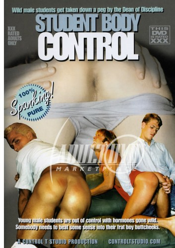 Student Body Control cover