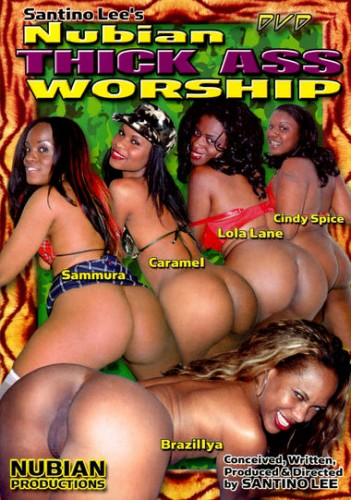 Nubian Thick Ass Worship (2002) cover