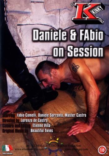 00444-Daniele and Fabio on session [All Male Studio] cover