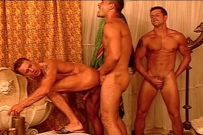 [Pacific Sun Entertainment] Gay Guys Fuck One Another In A Hot Orgy cover