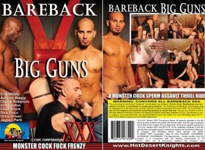 Bareback Big Guns (2013)