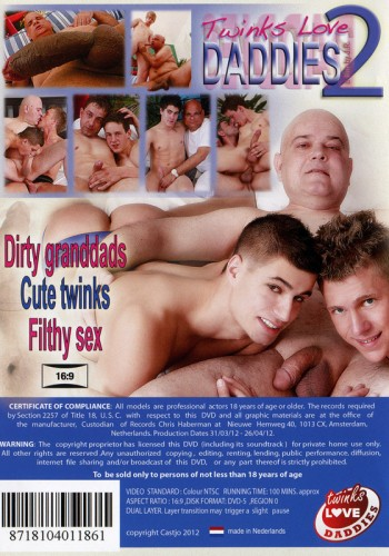Twinks Love Daddies 2 cover