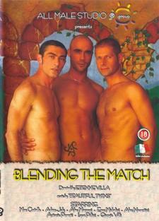 [All Male Studio] Blending the match Scene #5 cover