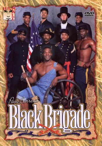 Black Brigade cover