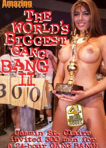 The World's Biggest Gang Bang 2 cover