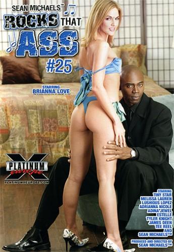 Sean Michaels Rocks That Ass 25 (2006) cover