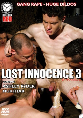 Lost Innocence №3 cover