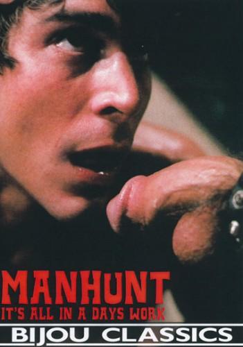 Manhunt (1980) cover