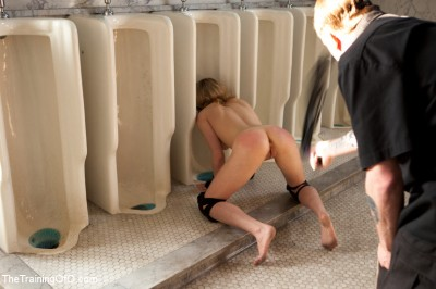 Training Lily LaBeau - Day Two - Trust, Deprivation, Humiliation, & Proper Service to a Female