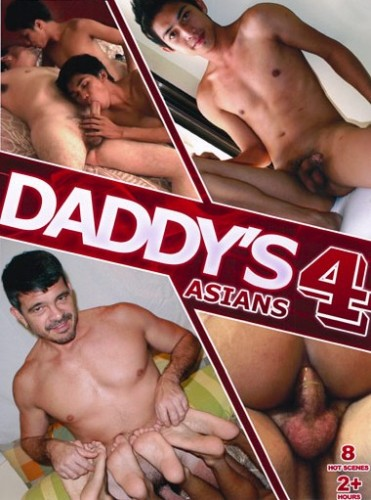 [Gay Asian Twinkz] Daddy's Asians cover
