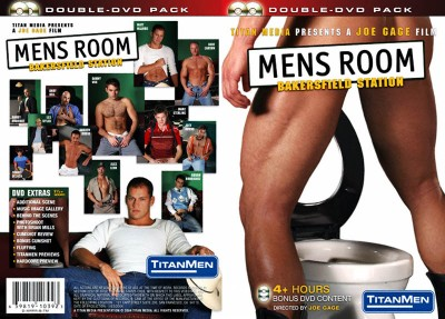 Men's Room. Bakersfield Station (2004) cover