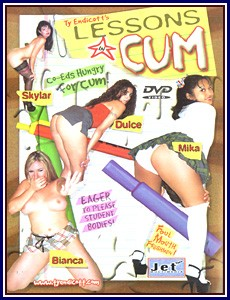Lessons in cum vol1 cover